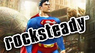 Is Rocksteady FINALLY Giving Us A Superman Game?!