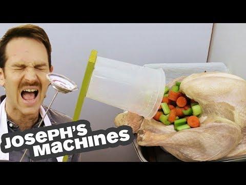 The Turkey Stuffer | Life Device #5 | Joseph's Machines