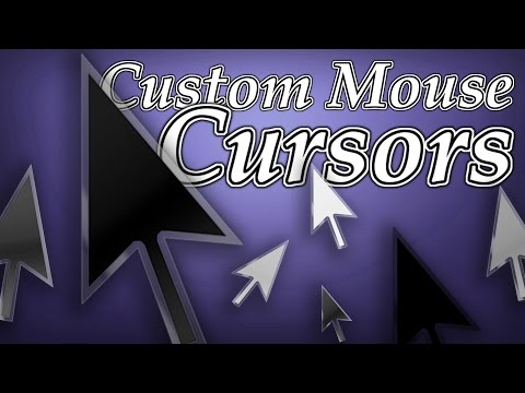 Quick Tutorial: How to Use Custom Mouse Cursors (Windows 10)