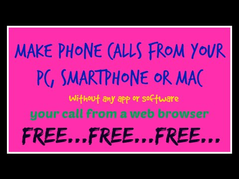 Make Phone calls easily with Internet Laptop/Smartphone free|Poptox|