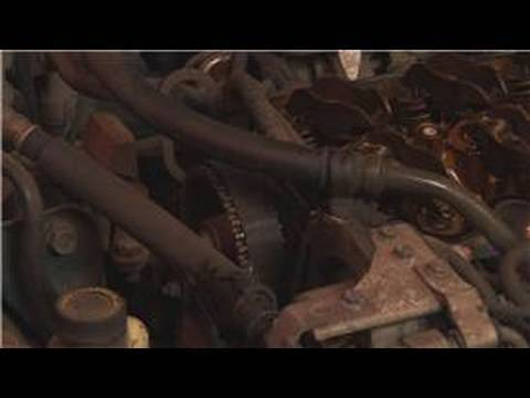 Auto Repair & Maintenance : How to Know if a Timing Belt Is Bad