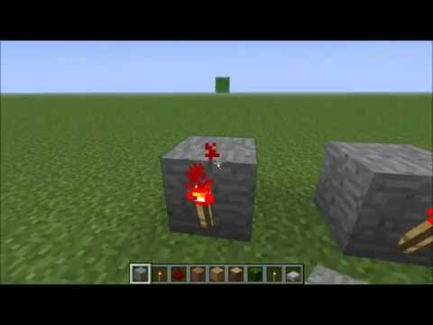 How to make an Automatic Flamethrower in Minecraft [1.2]