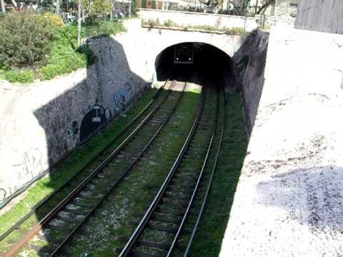 Athens Greece metro
