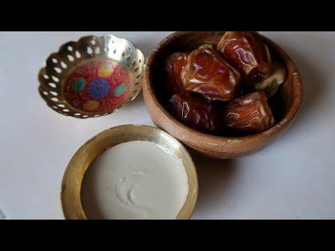 How to make raw Tahini from scratch | طريقة عمل الطحينة في البيت