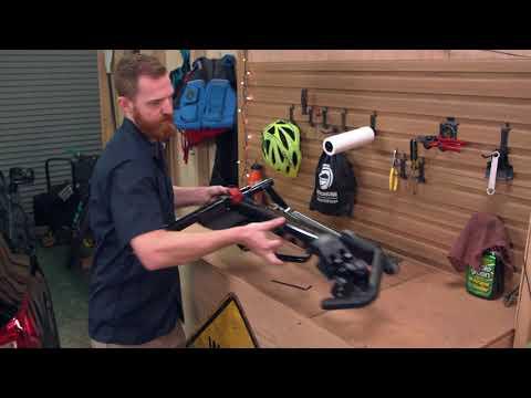 Yakima [] SingleSpeed Bike Rack [] Installation