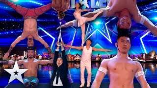 Auditions with SUPER STRENGTH! | Britain's Got Talent