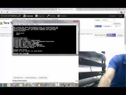 Password Recovery - Cisco 2960 Switch