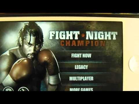 Fight Night Champion App Review for iPhone, iPod Touch and iPad (HD)