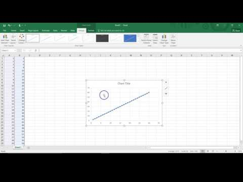 Excel in Excel 1 - Display more decimal number in trend-line equation