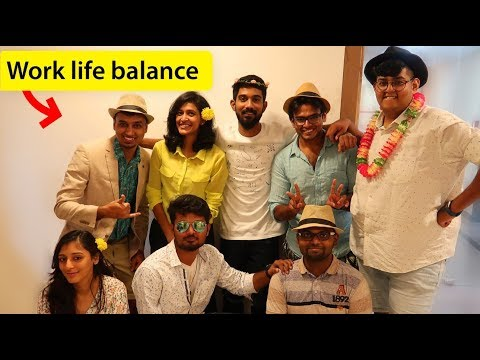 How to live a HAPPY life?   Job life balance   Part 2 (Tamil Vlogs 2018)