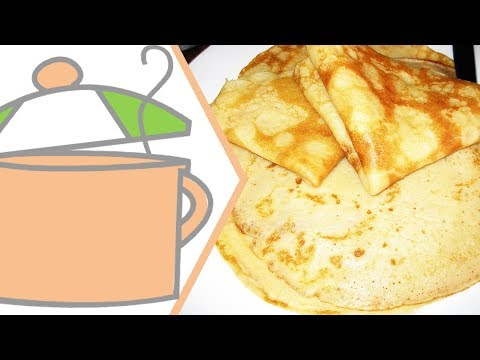 How to Make Nigerian Pancake | All Nigerian Recipes