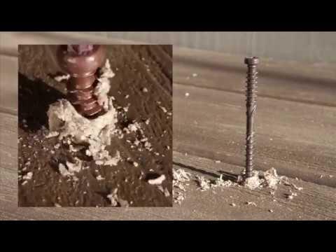 GRK Kameleon Deck Screws