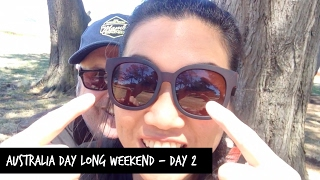 Australia Day Long Weekend - Day 2 - Vlog 124