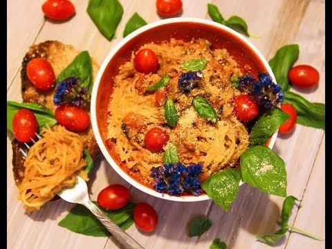 Best Vegan Spaghetti Squash Recipe