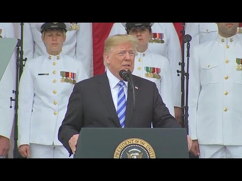 Trump honors
