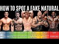 SPOTTING A FAKE NATURAL | Steroids in Bodybuilding | ft. Christian Guzman, Rob Lipsett & Kali Muscle