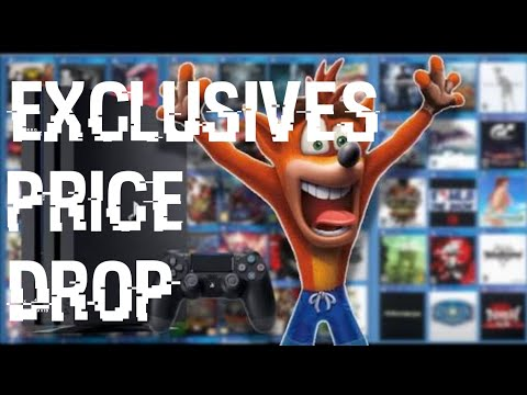PS4 Exclusives Price Drop In India!!