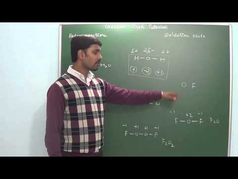 4.1 Introduction to Oxidation state (Class 11 & Class 12)