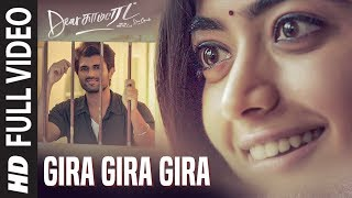 Gira Gira Full Video Song | Dear Comrade Tamil | Vijay Deverakonda | Rashmika | Bharat Kamma