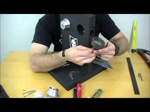 How to Make a Lock Pick Practice Set