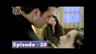 Zard Zamano Ka Sawera Episode 20 - Top Pakistani Drama