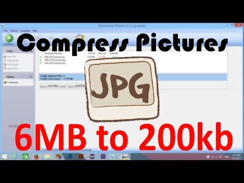 How to Compress Large Pictures - 6MB to 200KB - FileMinimizer