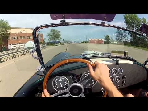 Factory Five Racing Cobra Replica - WR TV