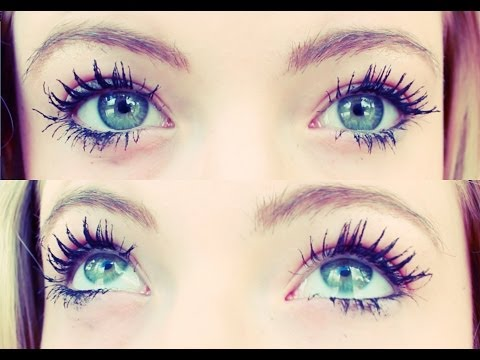 How To: Make Your Eyelashes Look Like Falsies | With Maybelline Collosal