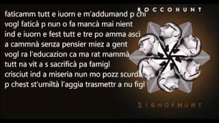 Rocco Hunt | Na stanza nostra [lyrics]