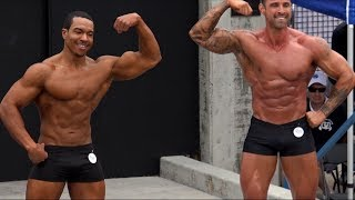 Classic Tall Physique Bodybuilders