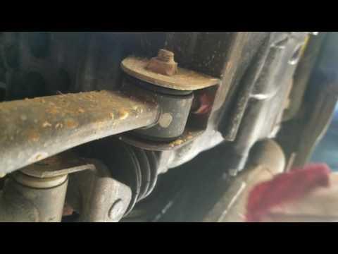 94 Honda civic manual transmission oil change! Part1