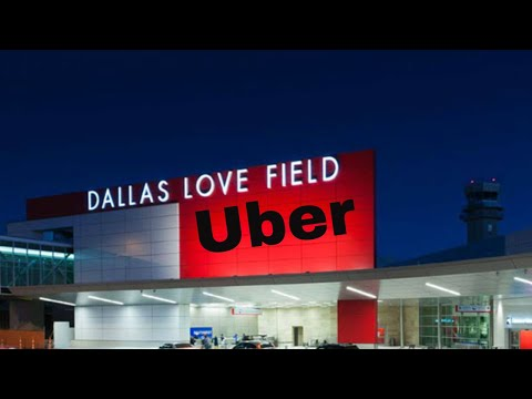 Dallas Love Field Airport - Everything an Uber Driver needs to know about it
