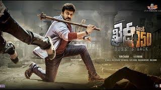 Khaidi No 150 2017 Telugu 720p full movie    Chiranjeevi,Kajal