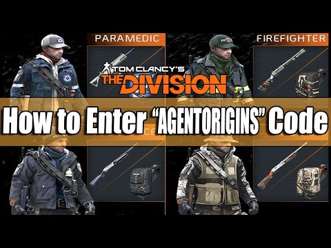 The Division: How to Enter the