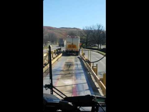 My current Trucking job class b