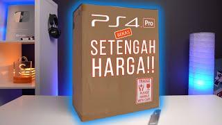 Nyobain beli bekas PS4 Pro MURAH.. Apakah LEGIT?! 🤔