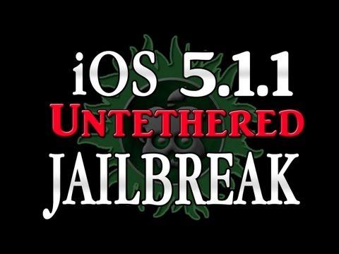 Jailbreak iOS 5.1.1 on any device including iPad 3!