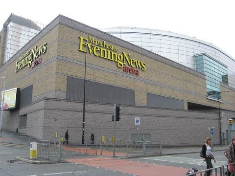 Places to see in ( Manchester - UK ) Manchester Arena