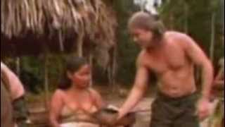 Chris & Steve 'Visiting Meme Indians Tribe! (Wildboyz in Brazil)