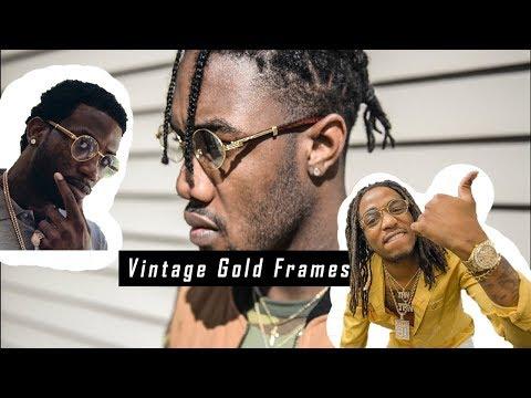 Vintage Frames (The Gifted Few)   Men's Fashion & Affordable Streetwear Essentials