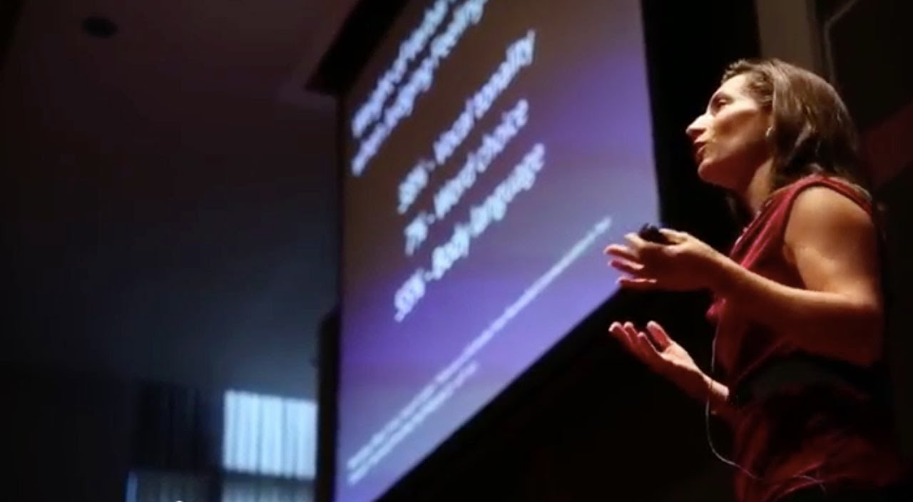 Want to sound like a leader? Start by saying your name right   Laura Sicola   TEDxPenn