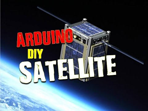 Let's make a Satellite with Arduino!  (Project Overview)