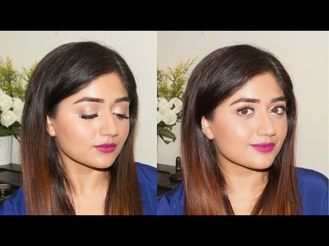 MAC Makeup Tutorial | Makeup for Indian Skin | corallista