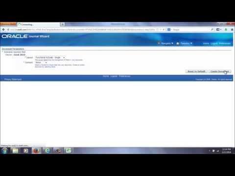 Oracle General Ledger ADI Hangs in Excel-Fix in Internet Explorer