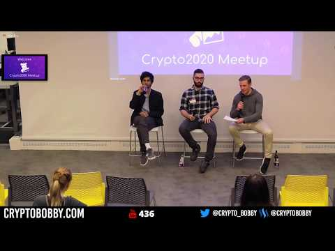 Discussing Crypto Forks - Live Panel with Crypto2020 at DataDog