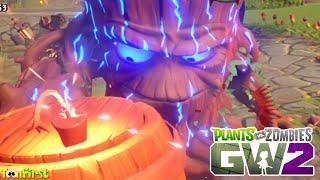 TREE-X 1000 Torchwood Costume Plants vs Zombies Garden