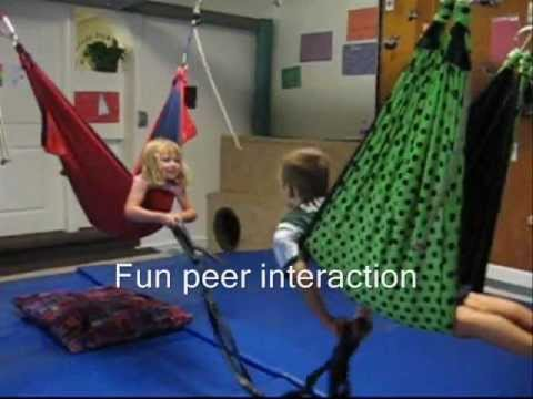 Sensory Integration Therapy - Pediatric Occupational Therapy