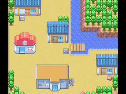 Pokemon Ruby/Sapphire/Emerald- Dewford Town