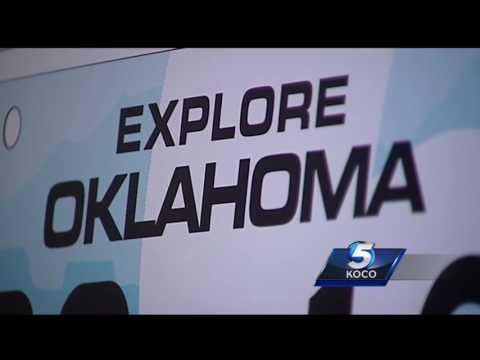 New Oklahoma license plate design revealed