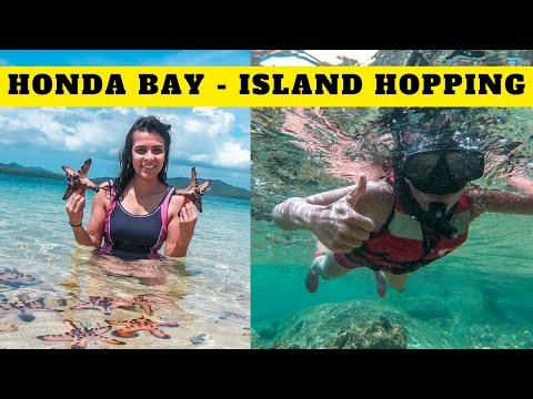 Honda Bay Tour, Island Hopping - Palawan, Philippines